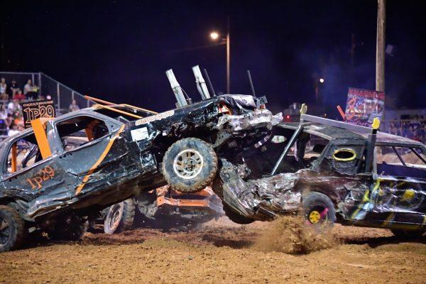 Demolition Derby — Armada Fair |Demolition Derby Fair Grounds